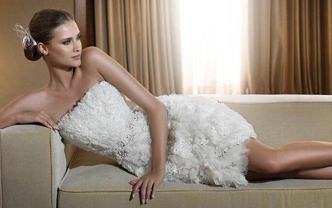 Spécialiser votre mariage  dans Robe de mariée vestidos-de-novia-cortos-2011
