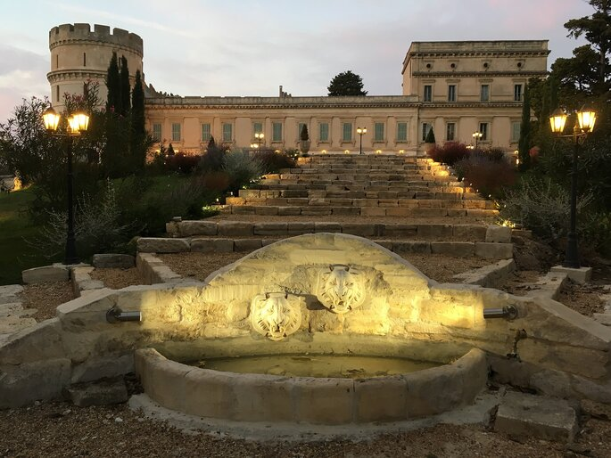 Château de Barbegal - Lieu de réception - Bouche-du-Rhône