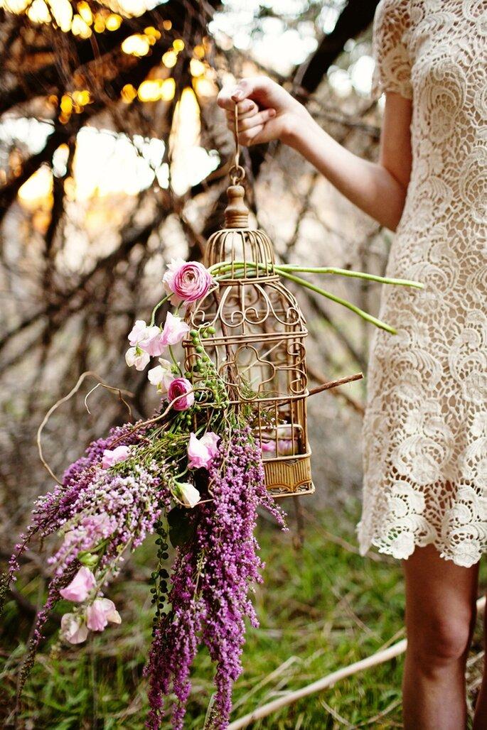 Foto French Antique Wedding
