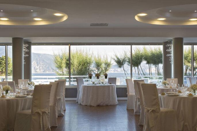 Villa Balke - catering interno