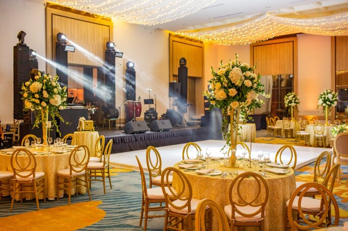 Hotel Hilton Cartagena salón para bodas Cartagena