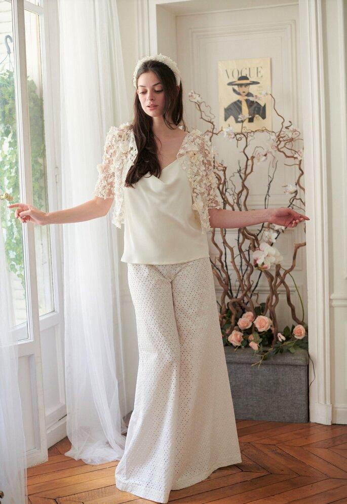 LK PARIS Couture - Créatrice de robes de mariée - Paris