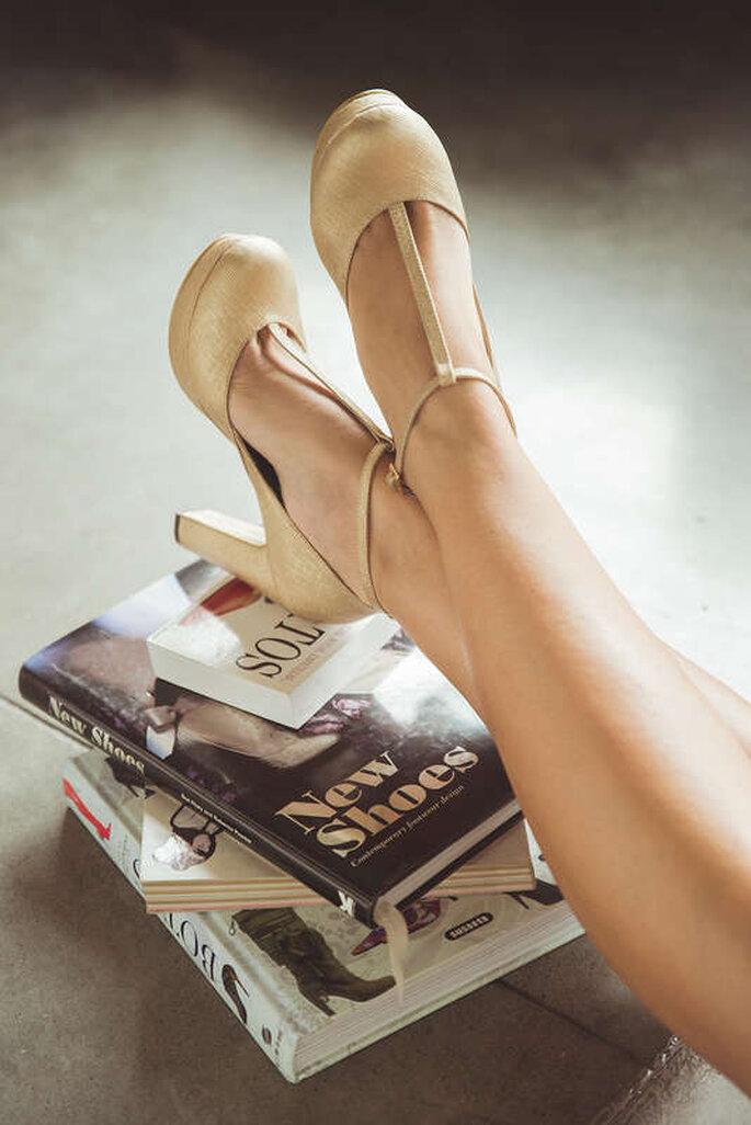 Cortesía: Gula Zapatos de Novia e Invitadas