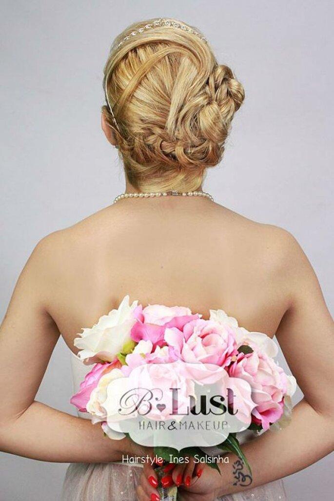 Solicite informação sobre B-Lust Hair & Make Up