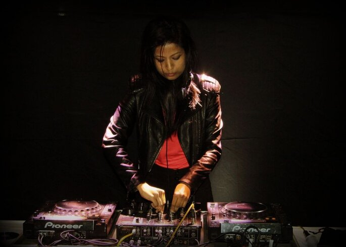 Photo: DJ Sheryl.