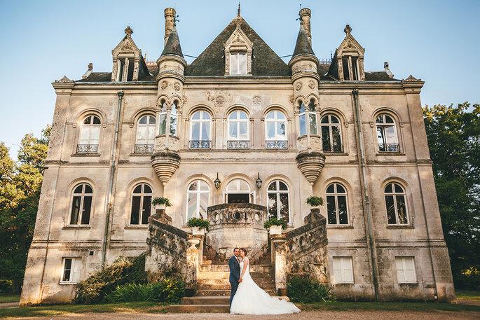 lieux de réception- mariage en Indre-et-Loire