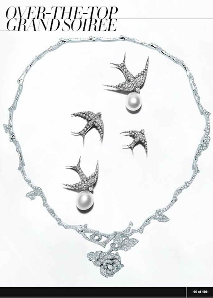 Vogue.com Joias de Dior e Sidney Garber