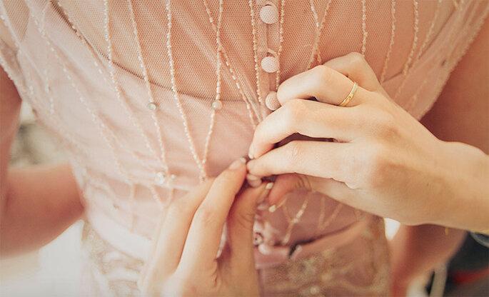 no hacer antes de la boda