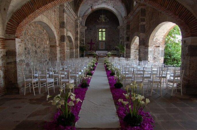 Decoracion Iglesia Para Matrimonio ~ Decoraci?n de iglesia para boda Imagen Ocasiones eventos y