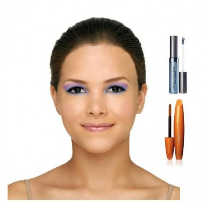 Moda en maquillaje 2013. Virtual Makeover de Cover Girl.