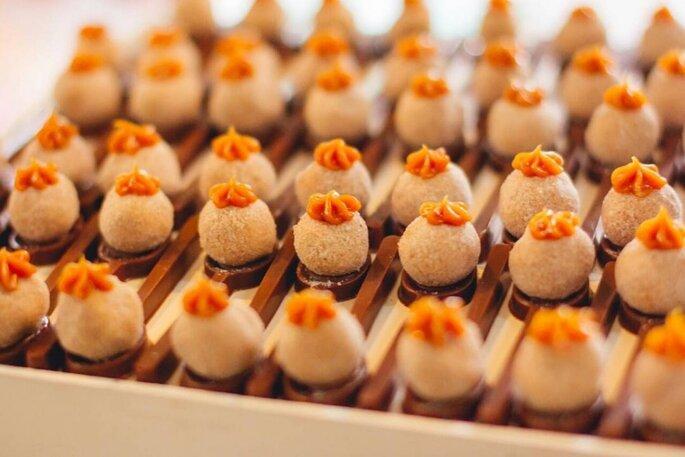 Brigadeiro: Sra'Flôr Sweet Gourmet. Foto: Divulgação.