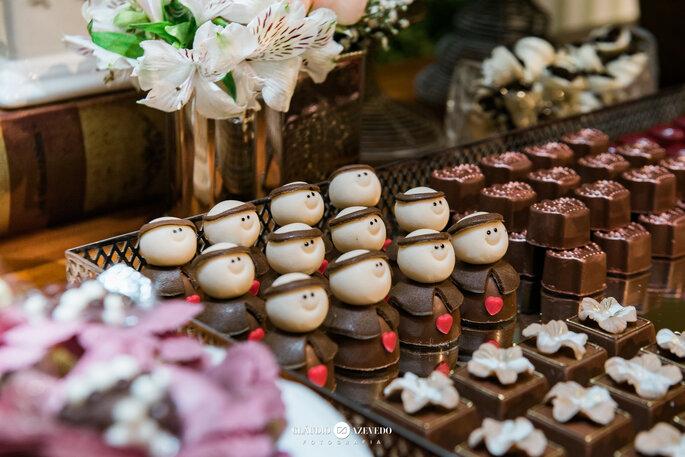 Doces: Ana Foster Chocolates, Louzieh Doces Finos e Brigadeiros Fabiana D'Angelo - Foto: Claudio Azevedo Fotografia
