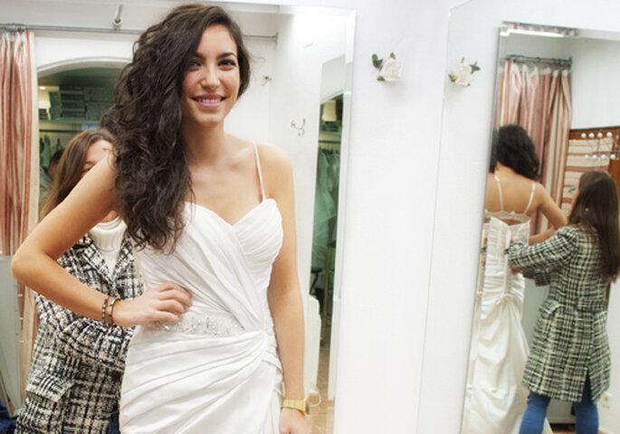 Dudas más frecuentes después de comprar mi vestido de novia