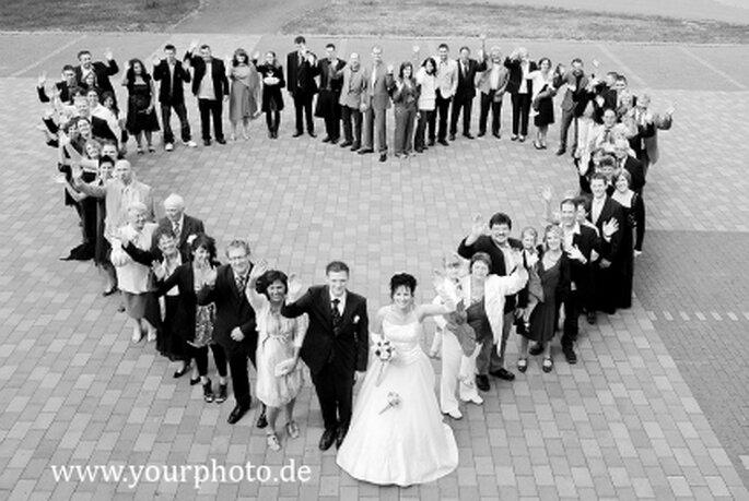 Beispiel Hochzeitsreportage www.yourphoto.de