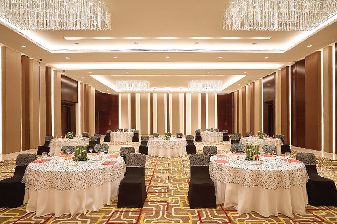 Photo: The Gateway Hotel Hinjawadi Pune.