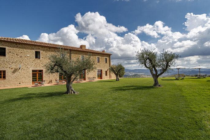 ColleMassari Hospitality, lieu de réception en Italie