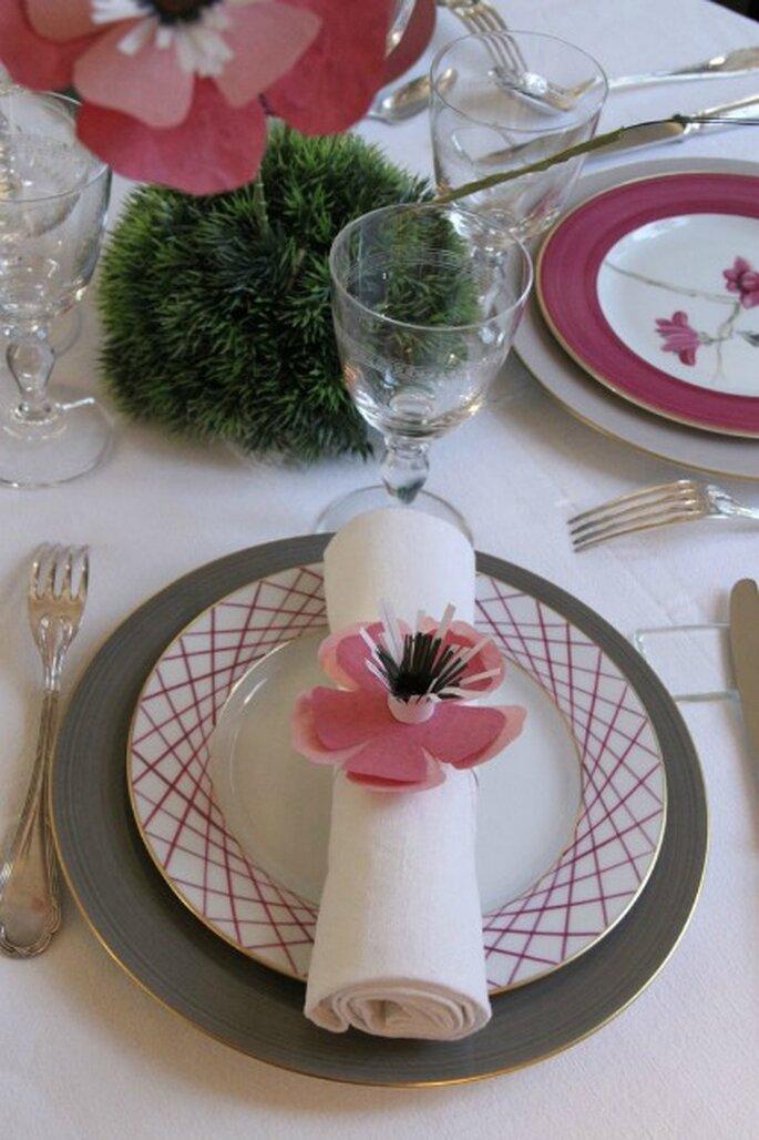Marie Daâge : un décor de table Haute Couture adapté aux saisons et à vos envies