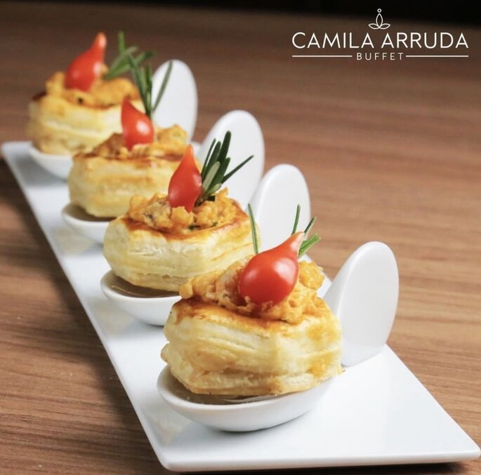 Buffet Camila Arruda