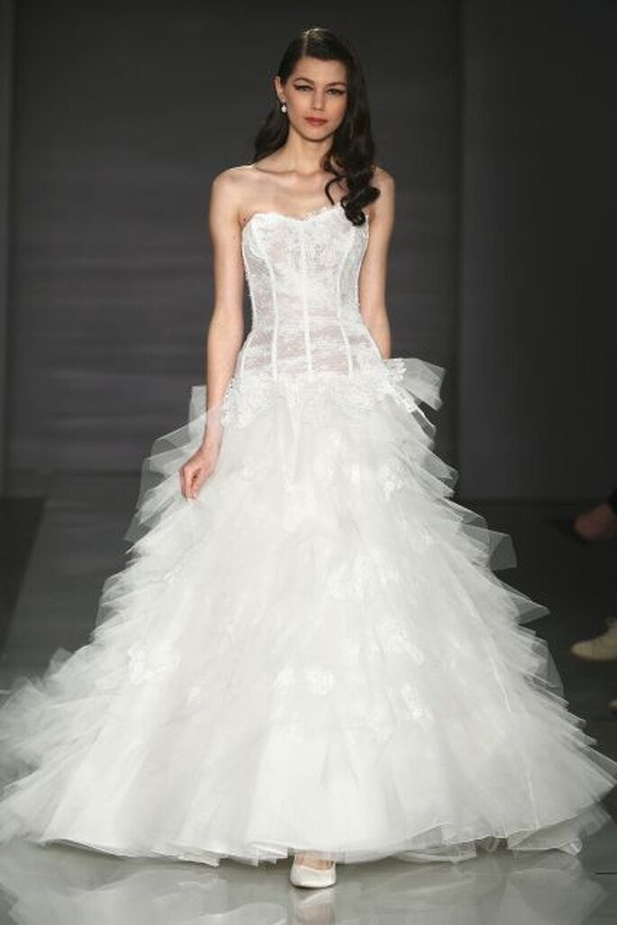 Robe de mariée Cymbeline 2014 - Modèle Hero Perle