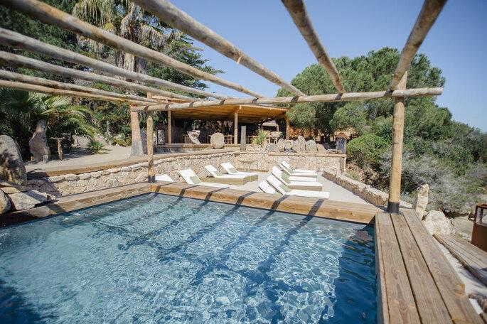 Domaine de Lagnonu - Lieu de réception - Corse