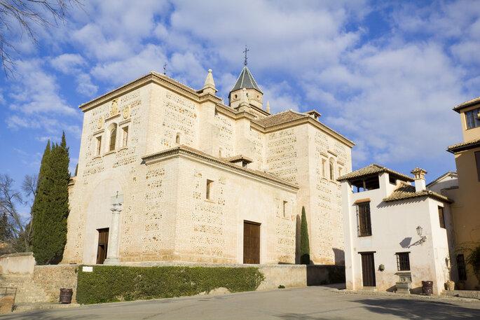 Iglesia de Santa María de la Alhambra. Foto: Toniflap