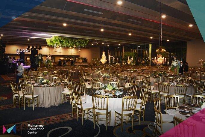 Salón Mónaco - Monterrey Convention Center en Pabellón M