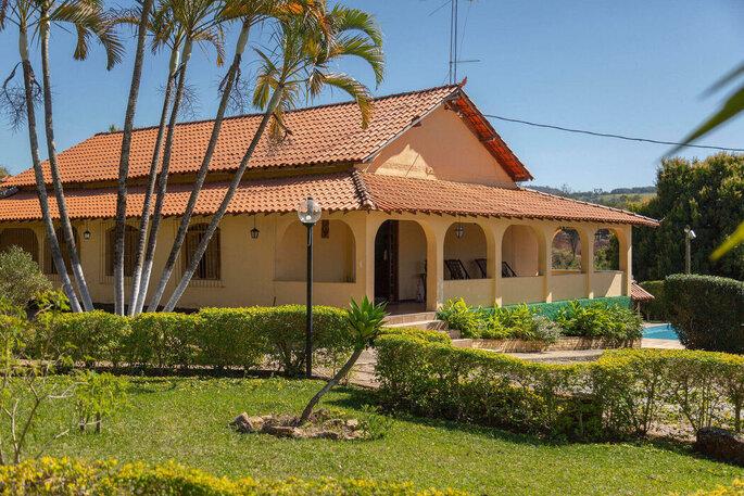 Hotel Fazenda do Moinho