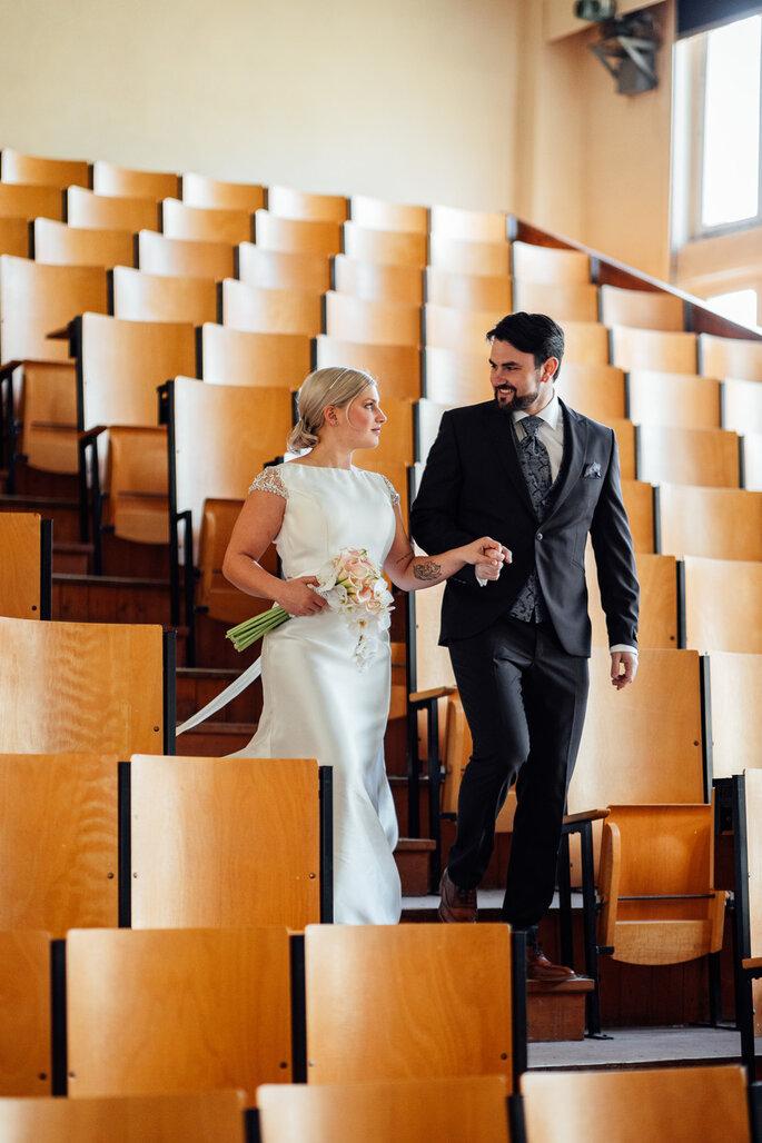 Hochzeitsstil Urban und Modern