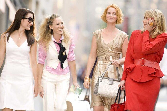 amour cinéma films romantiques Sex and the city new york