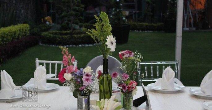 Una probadita de naturaleza en cada detalle de tu boda - Foto Juan Carlos Hirata Photography Bieri Occasion