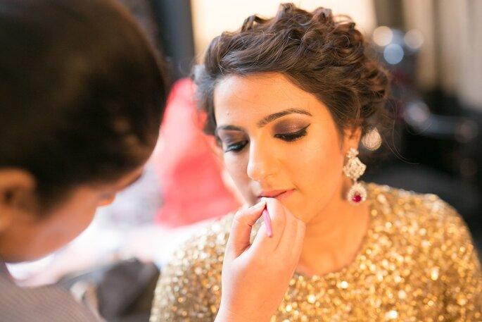 Photo: Sakshi Malik- Hair and Makeup.