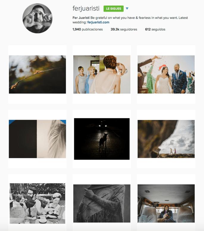 Fer Juaristi Instagram