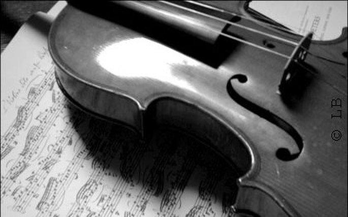 Violon pour l'orchestre de votre mariage