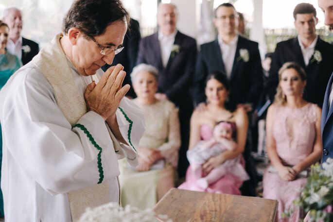 padre casamento