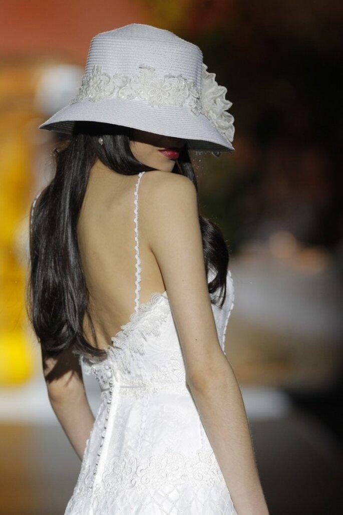 Los escotes en la espalda más lindos de la BBW - Inmaculada García