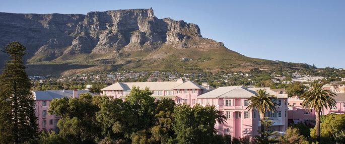 Belmont Mount Nelson Hotel, Cape Town