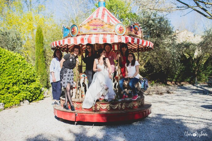 Team Wedding Provence