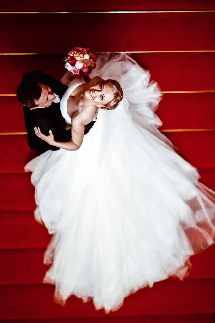 Анна Столярова и Гриша Карпов