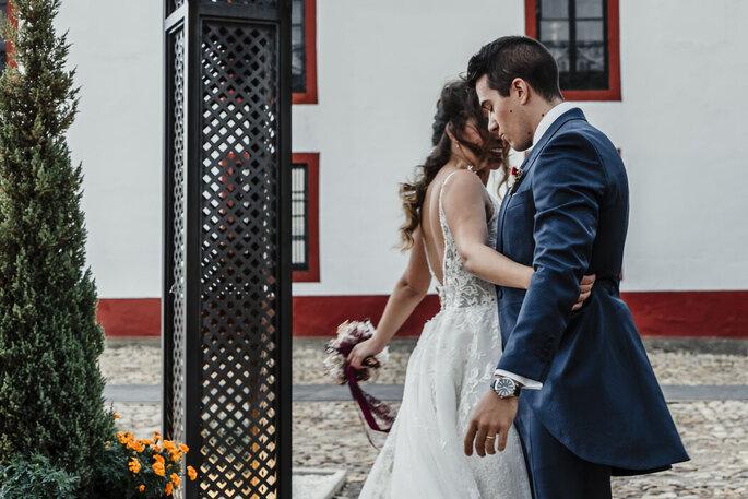 Aloha Foto fotógrafo bodas Madrid