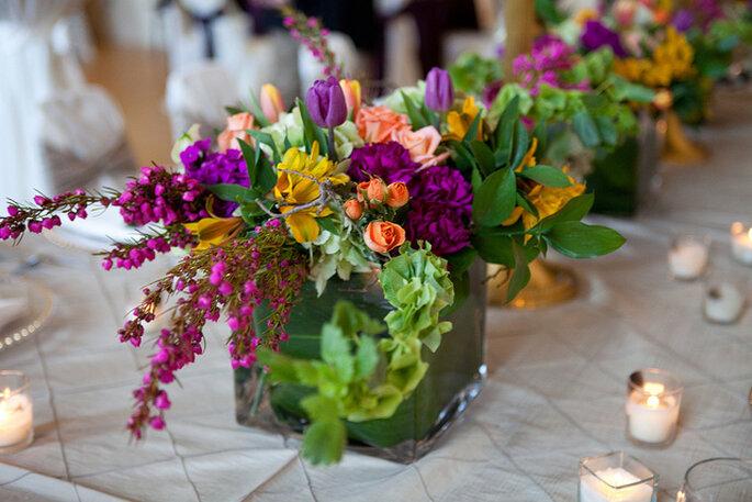 Colores, aromas, contrastes rústicos y elegancia. Foto: Festivities MN