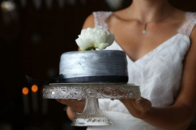 temas de casamento: dourado e prateado