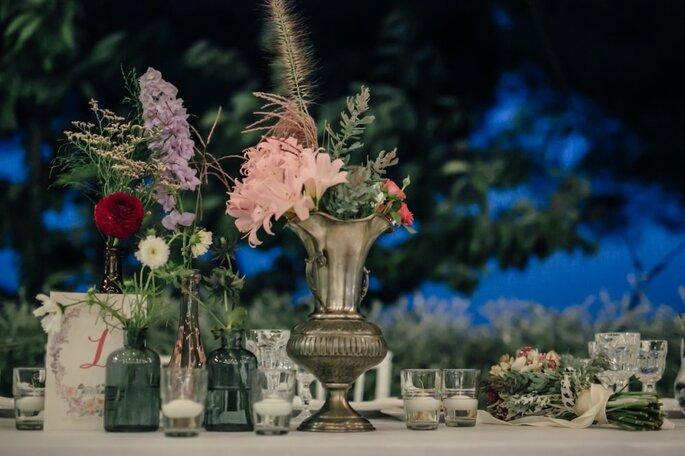 Fiori: Nina e i fiori