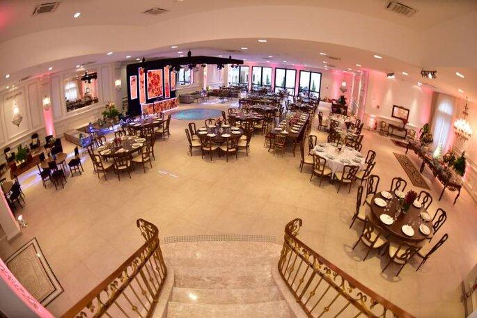 Salão do Buffet Almeida Pires