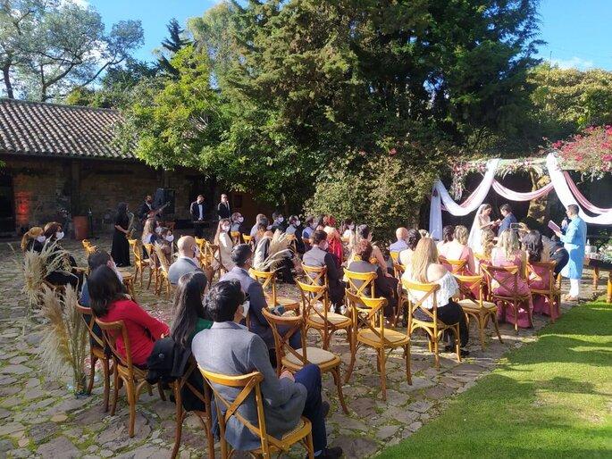 "SON CLASE ""Mucho más que música"" orquesta para bodas Bogotá"