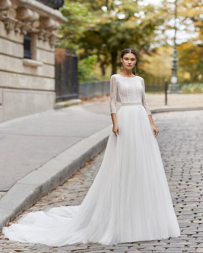 abiti da sposa boho chic