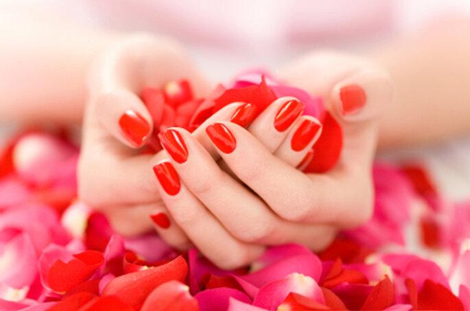 Manicure para noivas