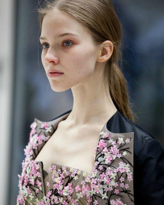 Fitting de Dior Haute Couture 2013. Foto: Dior