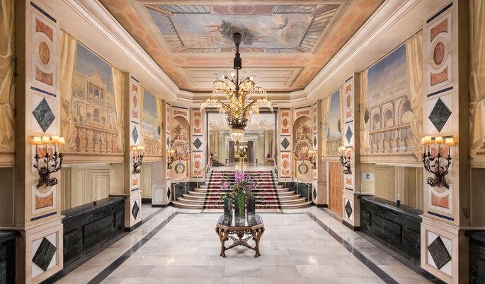 The Westin Palace, Madrid hotel bodas Madrid