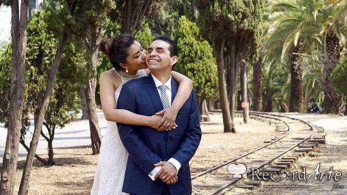 RecordArte Films fotógrafos boda Ciudad de México