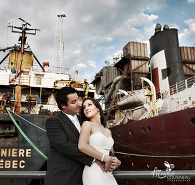 Photo de mariage Amélie Cousineau